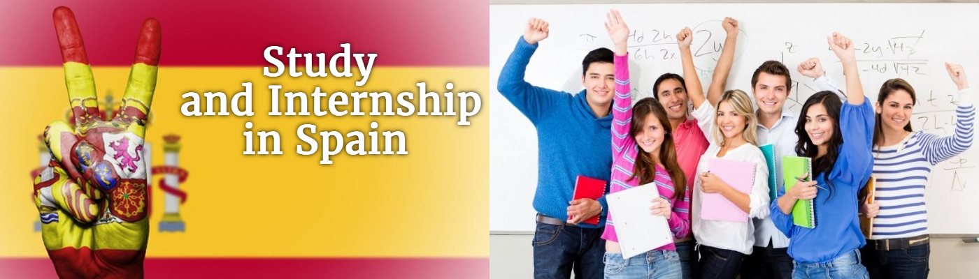 Study and Internship in Spain